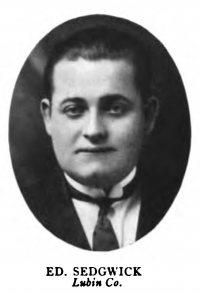 Edward Sedgwick