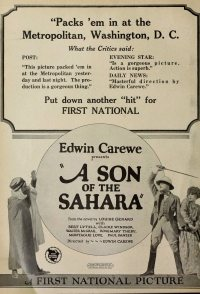 A Son of the Sahara