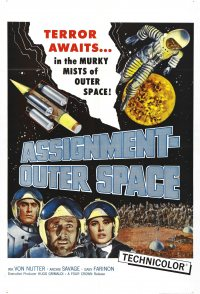 Assignment: Outer Space