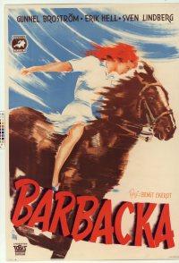 Barbacka