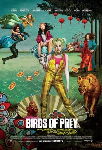 Birds of Prey: And the Fantabulous Emancipation of One Harley...