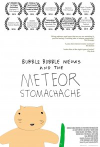 Bubble Bubble Meows and the Meteor Stomachache
