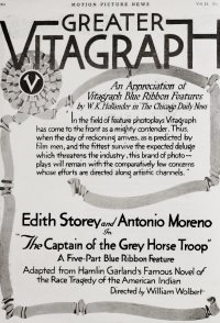 Captain of the Gray Horse Troop