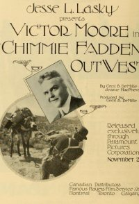 Chimmie Fadden Out West