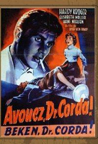 Confess, Dr. Corda