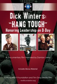 Dick Winters: Hang Tough Narrated by Damian Lewis