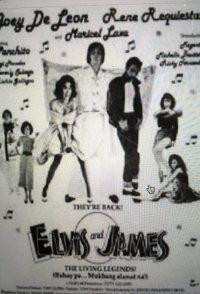 Elvis & James