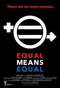 Equal Means Equal