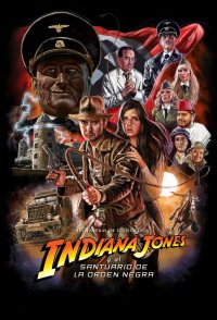 Indiana Jones and the Sanctuary of the Black Order