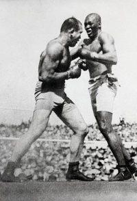Jeffries-Johnson World's Championship Boxing Contest, Held at...