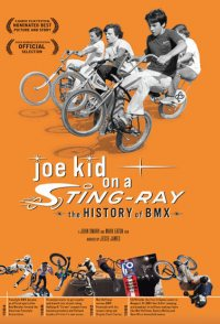 Joe Kid on a Stingray