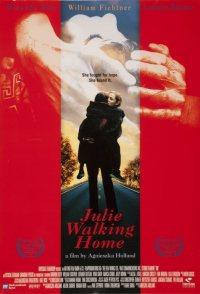 Julie Walking Home