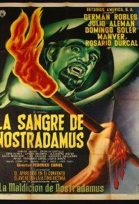 La sangre de Nostradamus