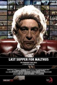 Last Supper for Malthus