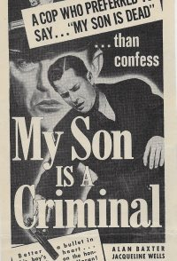 My Son Is a Criminal