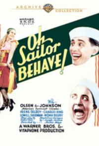 Oh, Sailor Behave!