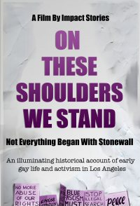 On These Shoulders We Stand