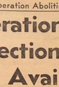 Operation Correction