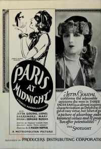 Paris at Midnight