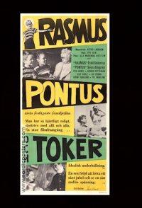 Rasmus, Pontus and Toker