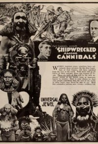 Shipwrecked Among Cannibals