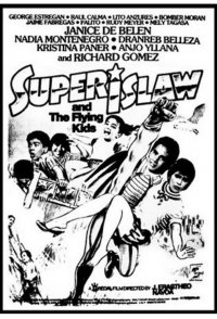 Super Islaw and the Flying Kids
