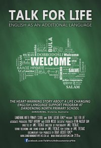 Talk for Life: English as an Additional Language