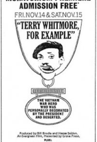 Terry Whitmore, for Example