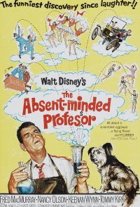 The Absent Minded Professor