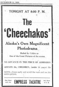 The Chechahcos