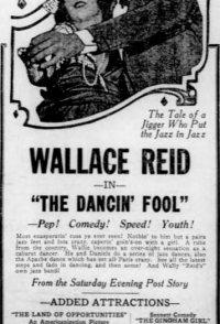 The Dancin' Fool