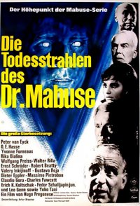 The Death Ray of Dr. Mabuse