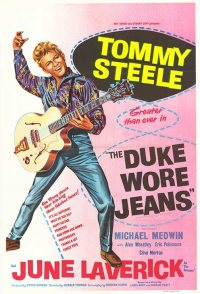 The Duke Wore Jeans