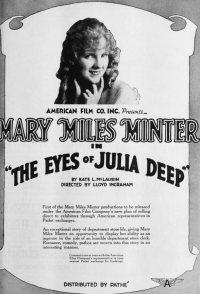 The Eyes of Julia Deep