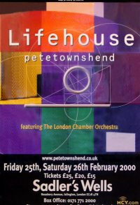 The Lifehouse Concert