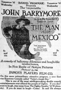 The Man from Mexico