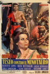 The Minotaur, the Wild Beast of Crete