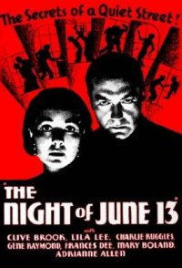 The Night of June 13