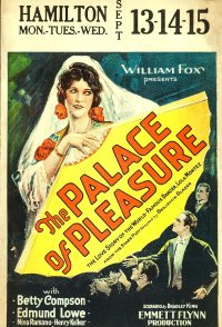 The Palace of Pleasure
