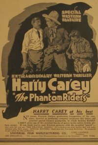 The Phantom Riders