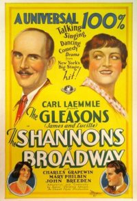 The Shannons of Broadway