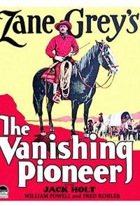 The Vanishing Pioneer