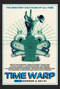 Time Warp: The Greatest Cult Films of All-Time- Vol. 2 Horror...