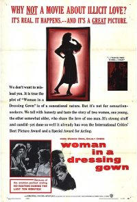 Woman in a Dressing Gown