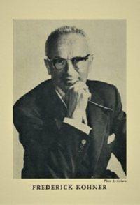 Frederick Kohner