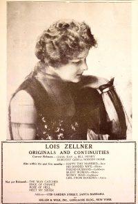 Lois Zellner