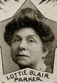 Lottie Blair Parker