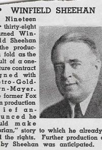 Winfield R. Sheehan